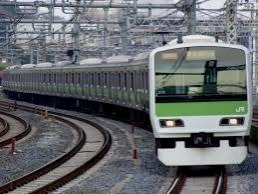 trains in Japan