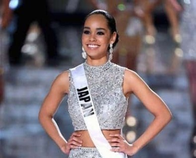 Ariana Miyamoto Miss Universe Japan 2015