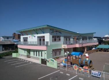 Hoikuen - Japanese daycare facility
