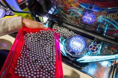 Pachinko Gambling in Japan