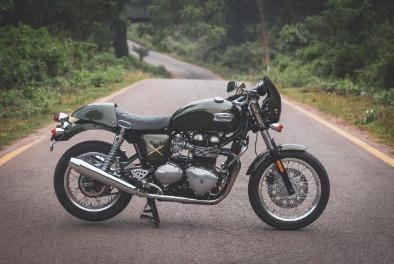 motorbikes in Japan