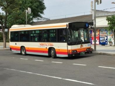 buses in Japan