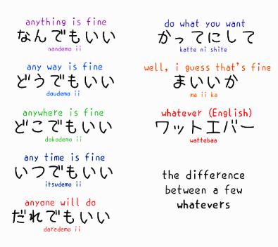 職場では日本語を