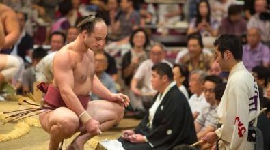 Foreigner Sumo