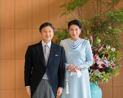 Emperor Naruhito and Empress Masako