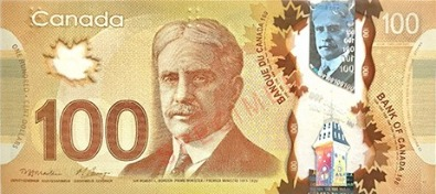カナダドル Canadian dollar