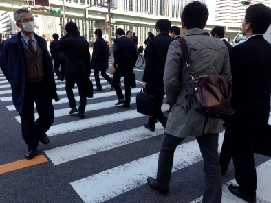 Lowest unemployment rate in Japan in 26 years