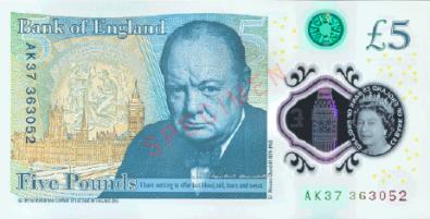 スターリング・ポンド British Pound Sterling