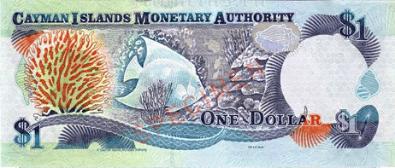 ケイマン諸島ドル Cayman Islands Dollar