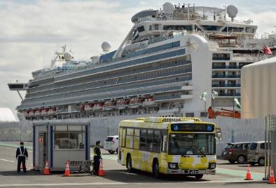 diamond princess ship quarantine