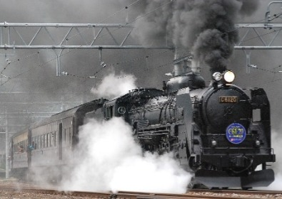 history of trains in Japan