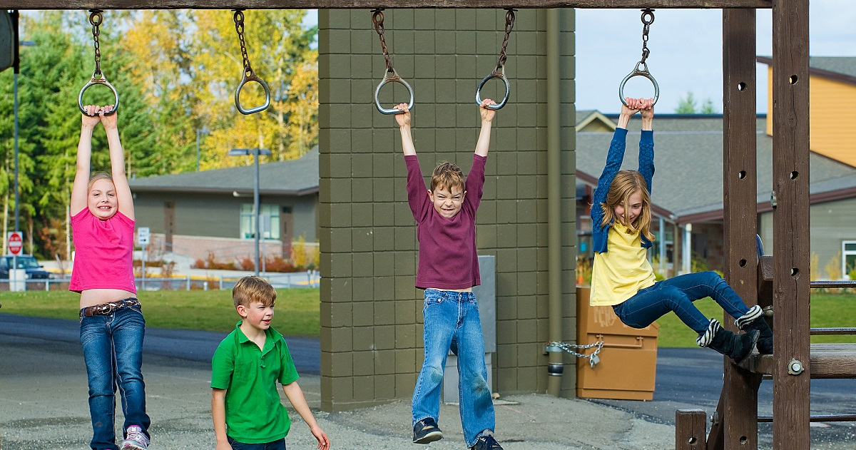 生活の中に積極的に運動を取り入れよう! 幼児期における運動の大切さとは