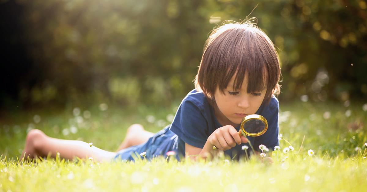 子どもに「自然体験」をさせよう! 正義感と自己肯定感を強くする方法