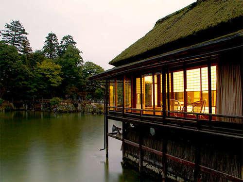 割烹旅館 八景亭◆近畿日本ツーリスト