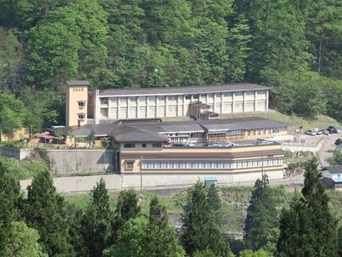 国民宿舎 五箇山荘◆近畿日本ツーリスト