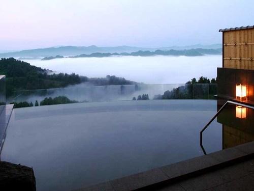まつだい芝峠温泉 雲海◆近畿日本ツーリスト