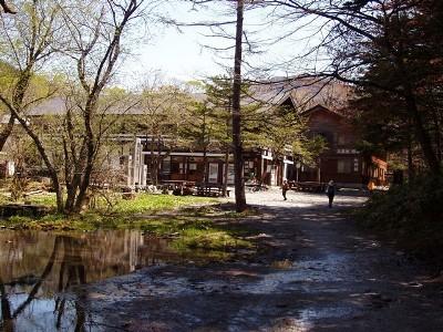 上高地 明神館◆近畿日本ツーリスト