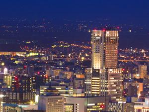 【SAVER】駅近ビジネス・観光〜素泊まりプラン JR札幌駅南口に直結で抜群のアクセス!北海道最高層のランドマークホテル☆札幌一の眺望が楽しめます♪