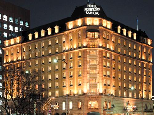 ホテル モントレ 札幌◆近畿日本ツーリスト