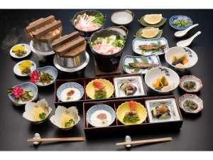 女将の手作り、四季折々の山菜料理満喫プラン(夕食のみ・朝食無し)