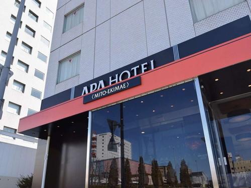 アパホテル 水戸駅前◆近畿日本ツーリスト
