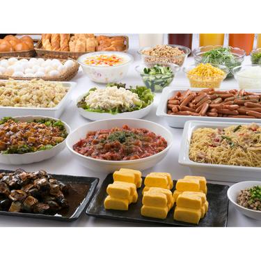 ☆レイトアウト12時で快適ステイ☆ロングステイプラン 和・洋の朝食ビュッフェが無料