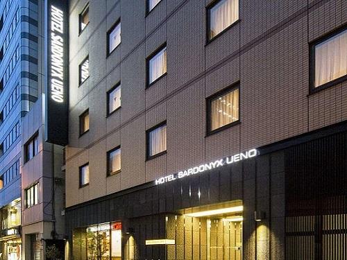 ホテル サードニクス 上野◆近畿日本ツーリスト