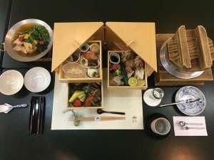 【新登場!ルームサービス会席】老舗旅館のおもてなしと自慢の料理を満喫!【一泊二食】