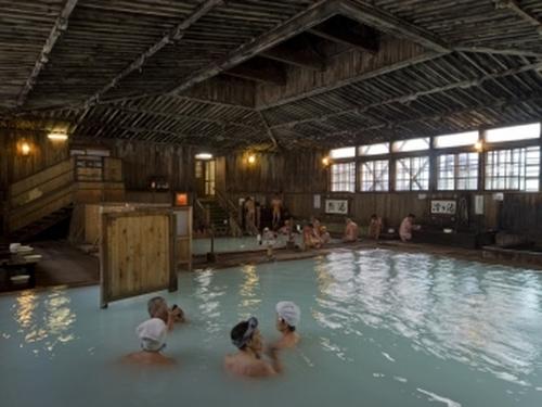 酸ヶ湯温泉旅館◆近畿日本ツーリスト