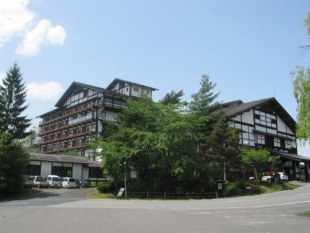 国民宿舎 サンホテル衣川荘◆近畿日本ツーリスト