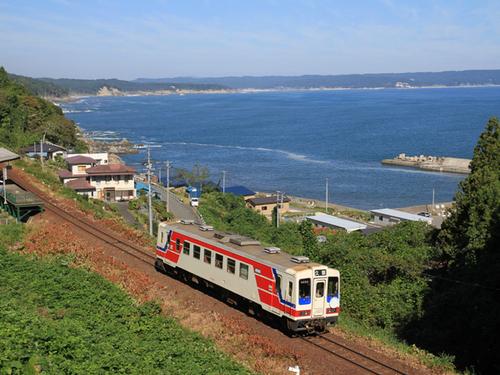 【特典付き】三陸鉄道オリジナルグッズセット付き ビュッフェプラン