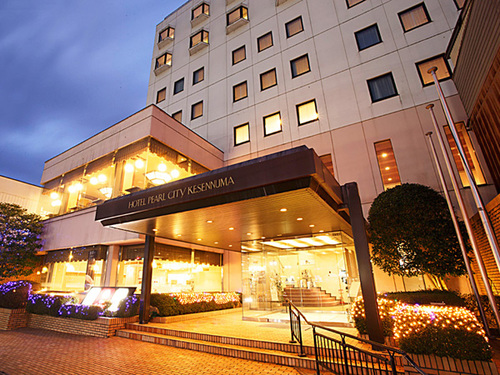 ホテル パール シティ 気仙沼◆近畿日本ツーリスト