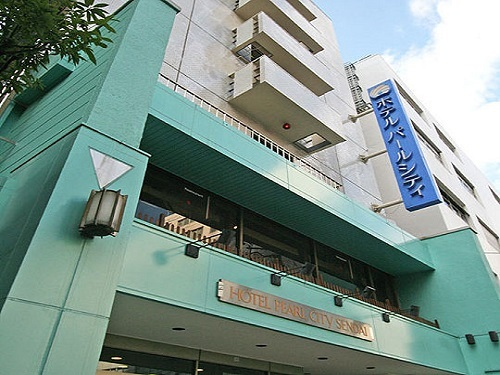 ホテル パールシティ 仙台◆近畿日本ツーリスト