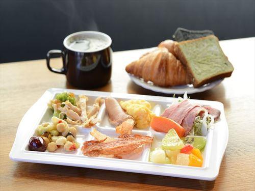 「Rホテルズイン大阪北梅田 朝食」の画像検索結果