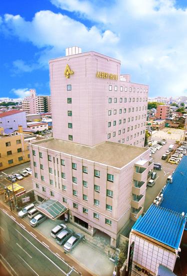 アルバートホテル秋田◆近畿日本ツーリスト