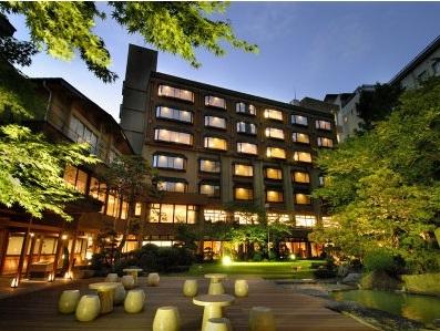 ほほえみの宿 滝の湯◆近畿日本ツーリスト