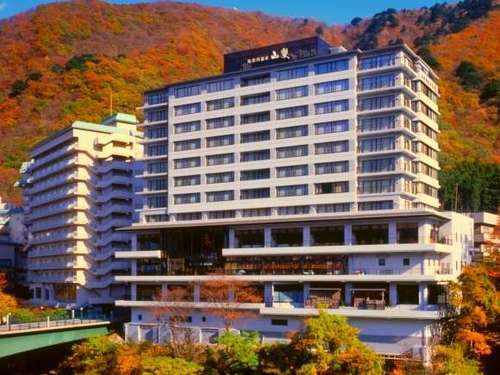 鬼怒川温泉 山楽◆近畿日本ツーリスト