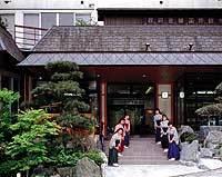 ホテル 一冨士◆近畿日本ツーリスト