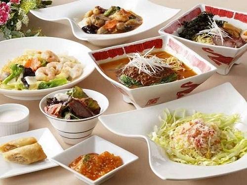 【お手軽◆中華】夕食は気軽に中華◆朝食はバイキング◆二食付プラン《天然温泉付》