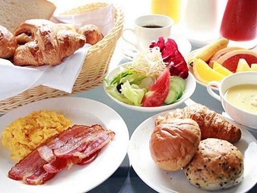 【ベーシック朝食付プラン】和洋mix全40種類★大好評★Patioの朝食で朝から大満足!!