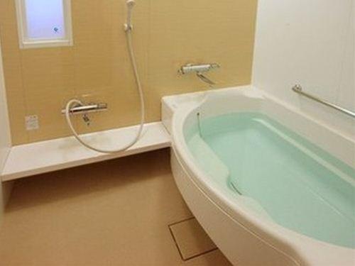 ★東京ベイ舞浜ホテルでは全室洗い場付の浴室をご用意♪