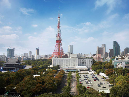 東京 プリンス ホテル◆近畿日本ツーリスト
