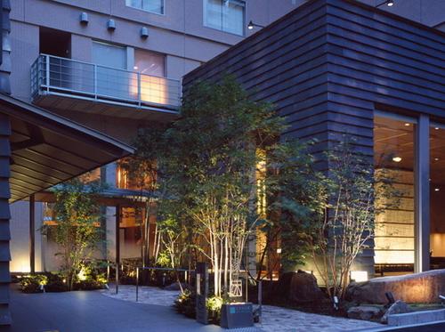 庭のホテル 東京◆近畿日本ツーリスト