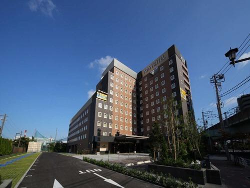 【素泊まり】ディズニーいくならココ!東京駅にも3駅10分と便利!大浴場&露天風呂付!ビジネスにも♪