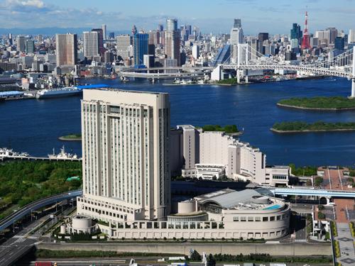 ホテル グランパシフィック LE DAIBA◆近畿日本ツーリスト