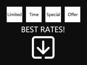 【ベストレート/素泊り】早期予約にも直前予約にもオススメの「最低価格保証プラン」