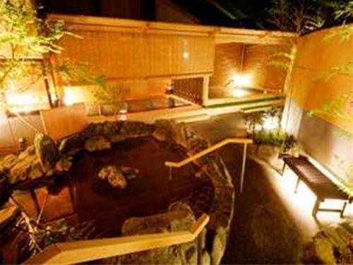 【温泉入浴券付】 <ホテルから徒歩5分の天然温泉「極楽湯」入浴券付> ご当地応援【お値打ち】プラン♪(素泊まり)