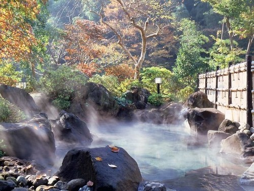 厚木飯山温泉 元湯旅館◆近畿日本ツーリスト