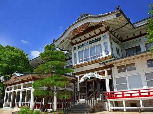 富士屋ホテル◆近畿日本ツーリスト