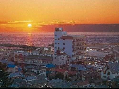 海風亭 寺泊 日本海◆近畿日本ツーリスト